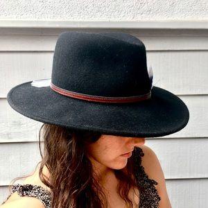 b7811f9c Stetson Accessories | Bozeman Wool Felt Crushable Hat | Poshmark